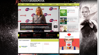 Home - Maria Sharapova Official Website