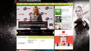 Home - Maria Sharapova Official Website