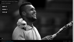 Jo-Wilfried Tsonga - Le Site Officiel