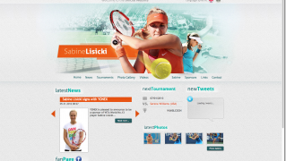 Sabine Lisicki - Official Website