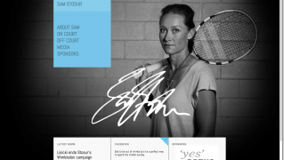 Samantha Stosur official website