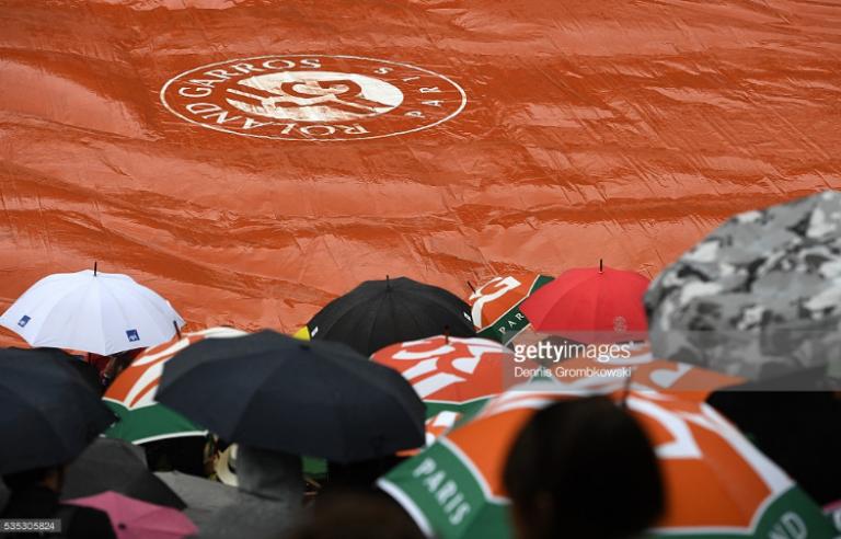 錦織圭、ローラン・ギャロスの雨とR・ガスケに崩れ、4回戦敗退!(2016 全仏オープン)