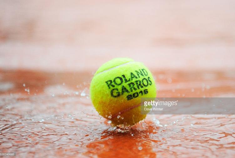 錦織圭、S・ボレリに2日がかりのストレート勝利で初戦突破!(2016 全仏オープン)