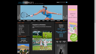 Julia Görges - official website