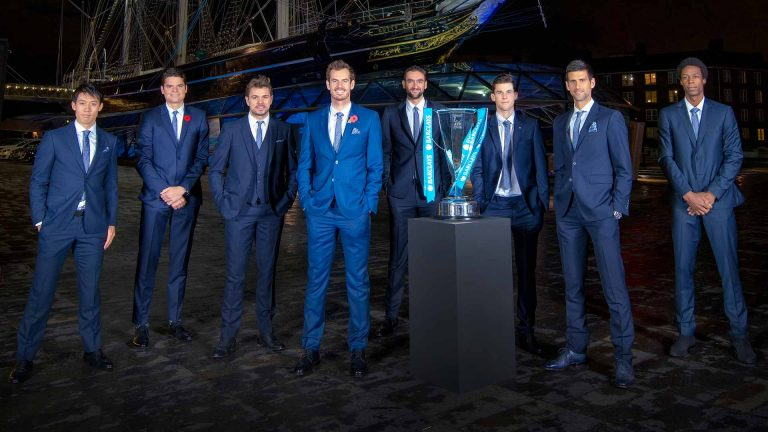 2016 ATPワールドツアー・ファイナルズが11月13日から開幕!